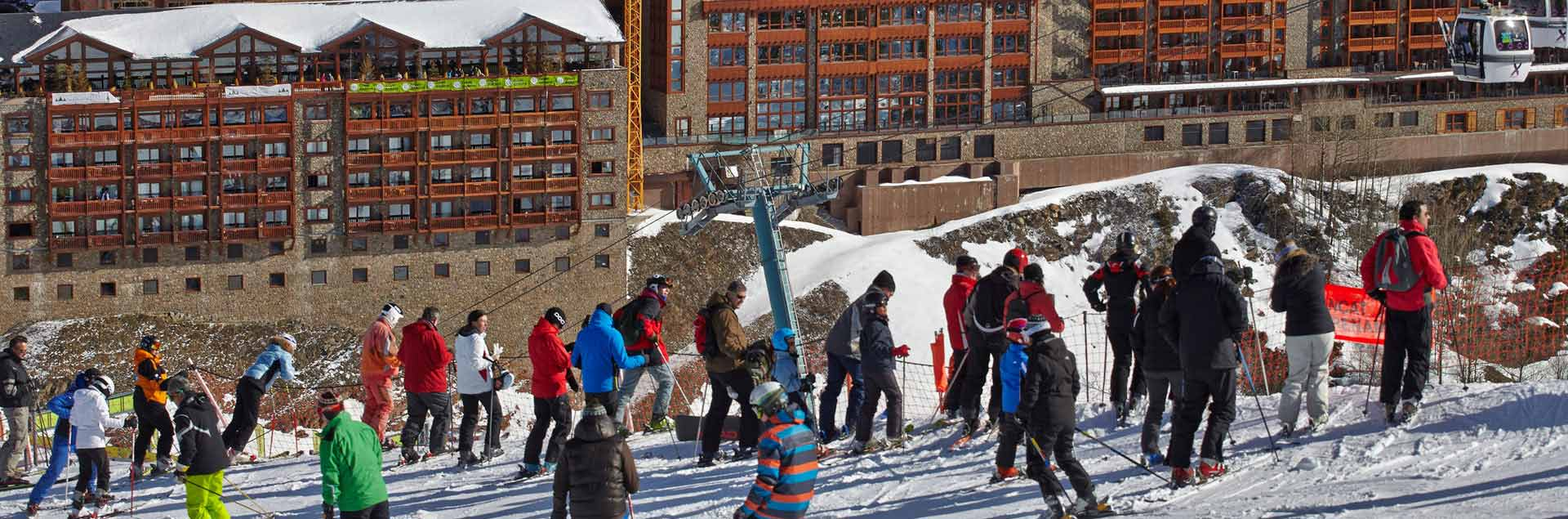 book ski classes in grandvalira