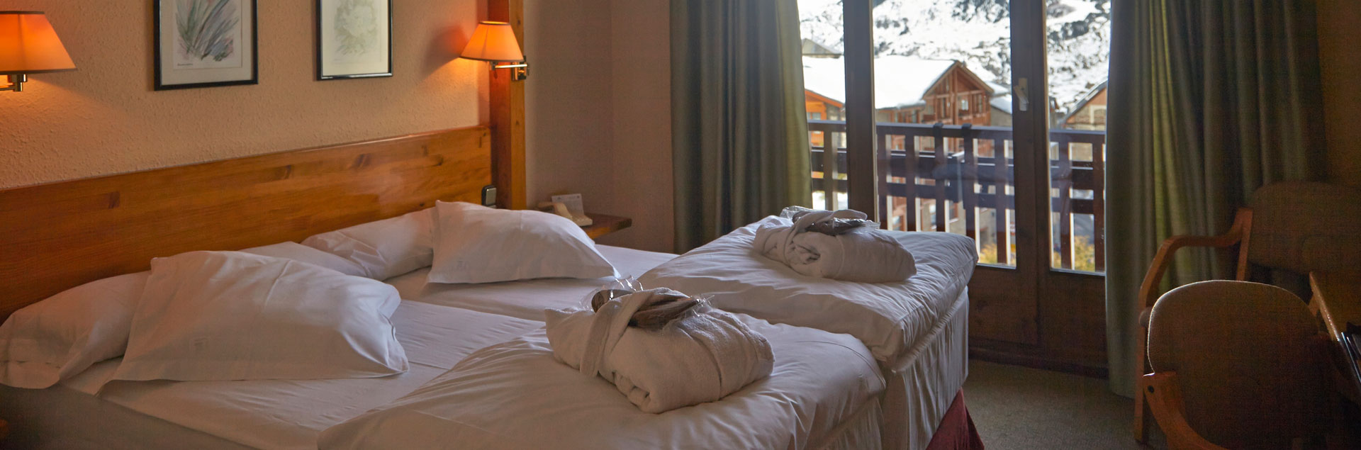 hotel in Soldeu with rooms with views
