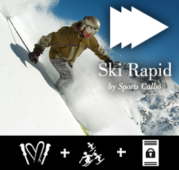 Rent ski equipment and buy Grandvalira ski pass